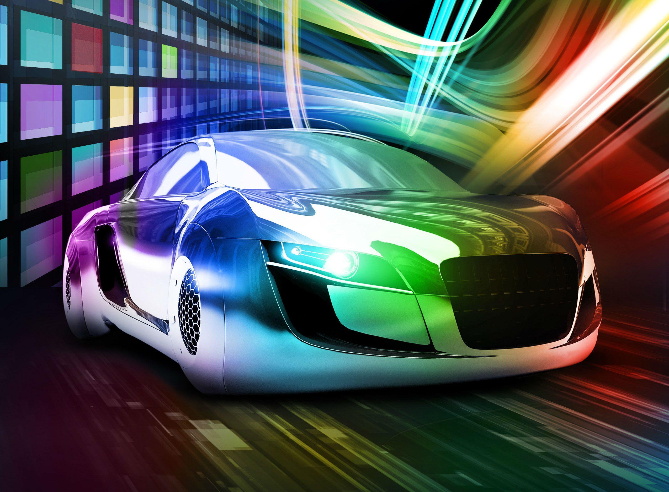 Tulevaisuuden auto
